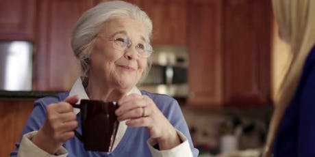 Caregiver Cafe... Holiday Edition tickets