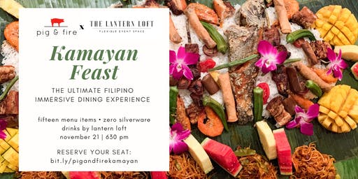 Kamayan: A Very Filipino Friendsgiving
