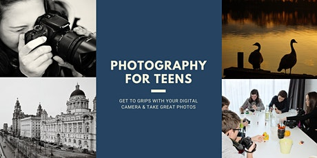 Photography For Teens tickets