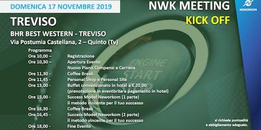 KICK OFF AREA NORD EST - Formazione per Consultant - TREVISO
