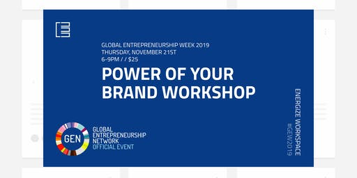 Power Of YOUR Brand Workshop
