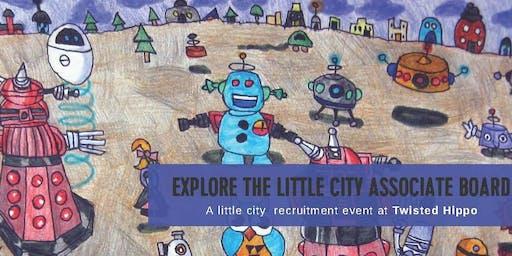 Drinks & Discover: Free Associate Board Recruitment event
