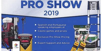 NEW JERSEY PRO SHOW 2019