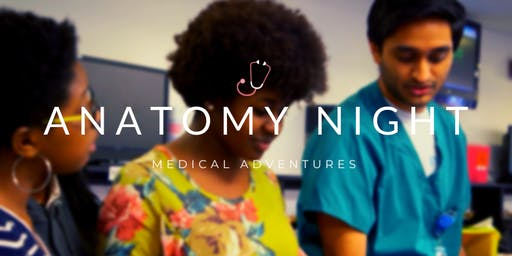 EVMS Medical Adventures Fall Anatomy Night