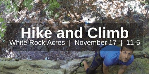 White Rock Acres Hike and Climb [MEMBERS]