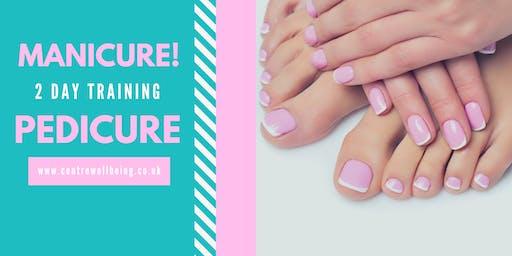 Manicure/Pedicure Practitioner Training