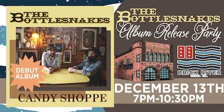 Bottlesnakes Album Debut at Brick River Cider tickets