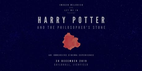 Harry Potter and the Philosopher's Stone - An Immersive Experience tickets