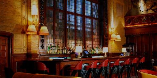 Singles Mingle Happy Hour at The World Bar NYC 2019
