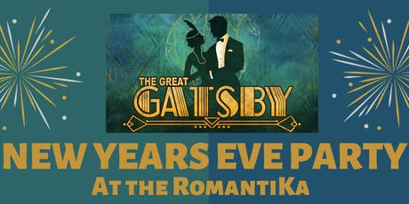 Great Gatsby New Year's Eve Party in the Garden of Dunedin tickets