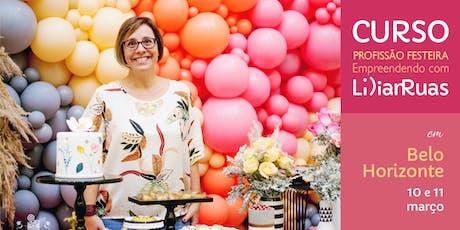 BELO HORIZONTE tem Lilian Ruas com Profissão Festeira edição 2020 tickets