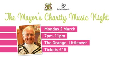 Mayor of Derby's Charity Music Night