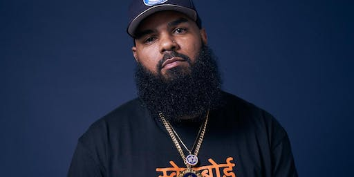 Stalley at The  Music Room [ATL]