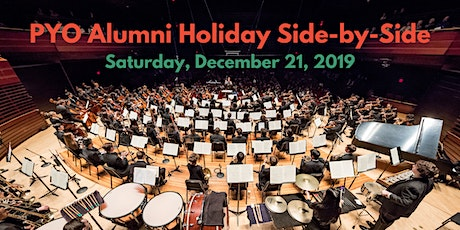 PYO Alumni Holiday Side-by-Side tickets