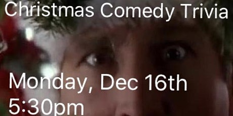 Christmas Comedy Trivia & Ugly Sweater Party tickets