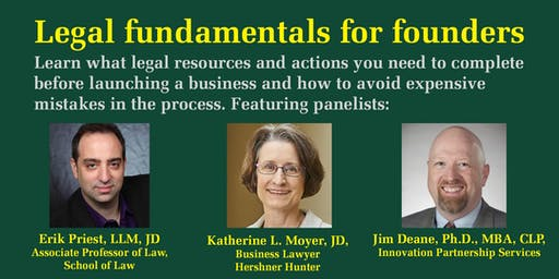 Legal Fundamentals for Founders