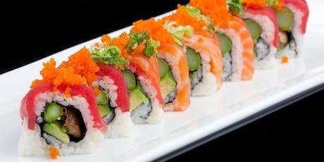 "Cooking Class - ""Sake to Me"" Sushi Cooking Class w. SAKE  in Philadelphia tickets"