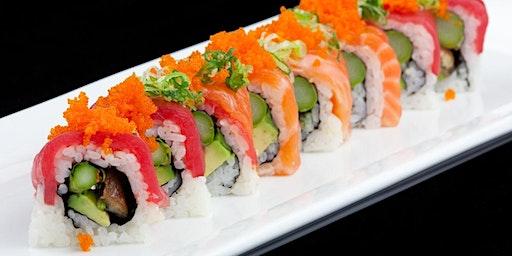 """Cooking Class - """"Sake to Me"""" Sushi Cooking Class w. SAKE  in Philadelphia"""