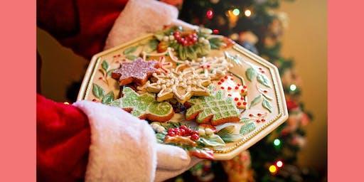 Cookies & Photos with Santa