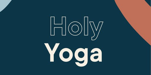Tuesday Morning Holy Yoga Class