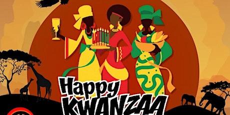 KwanzaaFest - Making A Difference tickets