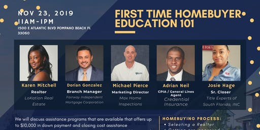 First-Time Homebuyers  Education