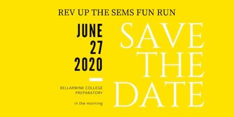 Rev Up The Sems 5K Run tickets