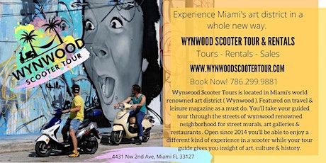 Wynwood Scooter Tours tickets