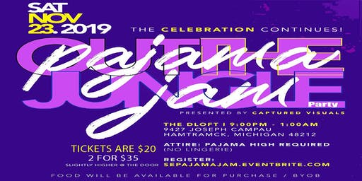 Out The Jungle Pajama Jam Party