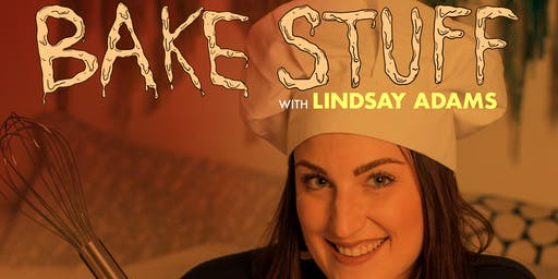 Bake Stuff with Lindsay LIVE! Thanksgiving Edition