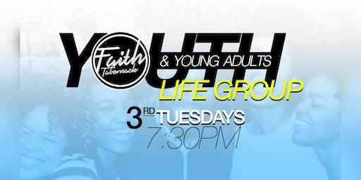 Faith Tab Youth Life Group - November 2019