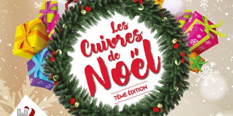 Les Cuivres de Noël 2019 à Reims billets