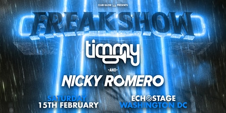 Timmy Trumpet + Nicky Romero tickets