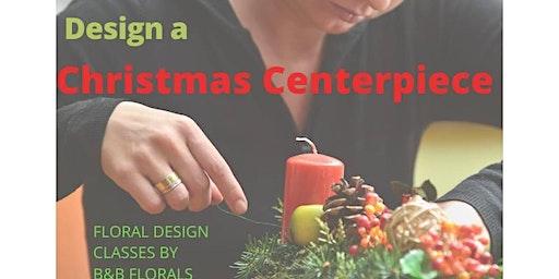 Design a Christmas Centerpiece