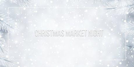 Handmade Christmas Market Night tickets