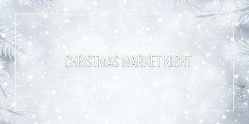 Handmade Christmas Market Night