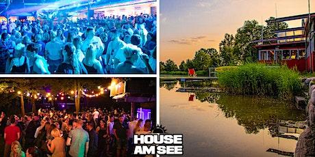 HOUSE AM SEE - Mosquito Strandbar - Hügelsheim // Baden-Baden  tickets