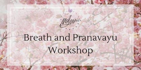 Breath and Pranavayus Workshop tickets