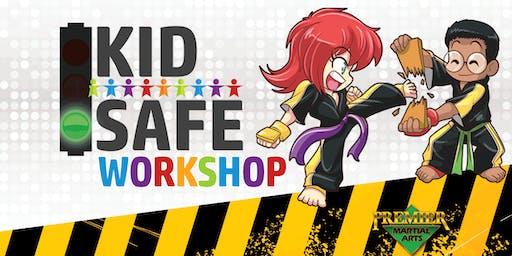 Premier Martial Arts - Kids Safe Workshop