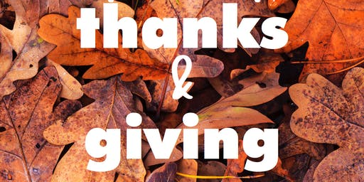 Festival of Thanks and Giving
