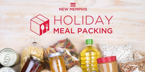 Holiday Meal Packing with New Memphis