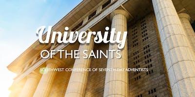 2020 University of the Saints