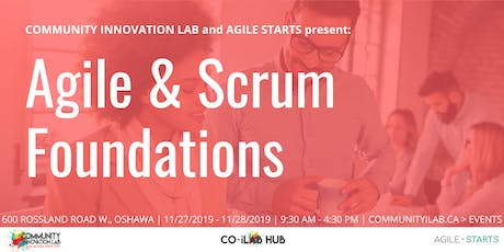 Agile and Scrum Foundations (2-day Course) tickets