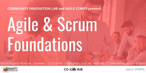 Agile and Scrum Foundations (2-day Course)