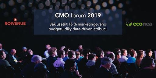 CMO forum: Jak ušetřit 15 % marketingového budgetu díky data-driven atribuci