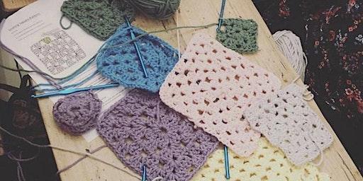 Crochet for beginners workshop