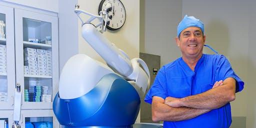 Robotics and Orthopaedics presented by John Masterson, MD Orthopaedic Surgeon