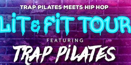 TRAP PILATES®  meets HIP HOP: Lit & Fit TOUR w/special guest | Dallas, TX tickets