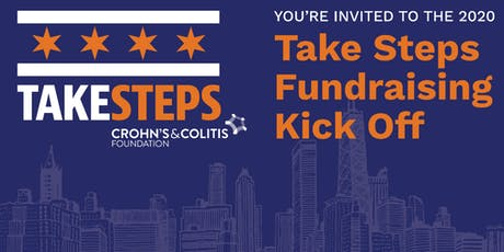 2020 Chicagoland Take Steps Fundraising Kickoff tickets
