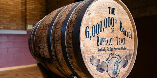 MBA Cares END OF MOVEMBER PARTY w/ Buffalo Trace 6,000,000th Barrel Raffle